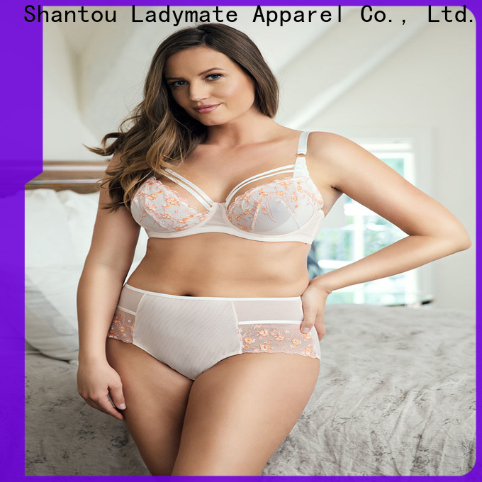 LADYMATE hot selling cheap plus size underwear manufacturer for girl