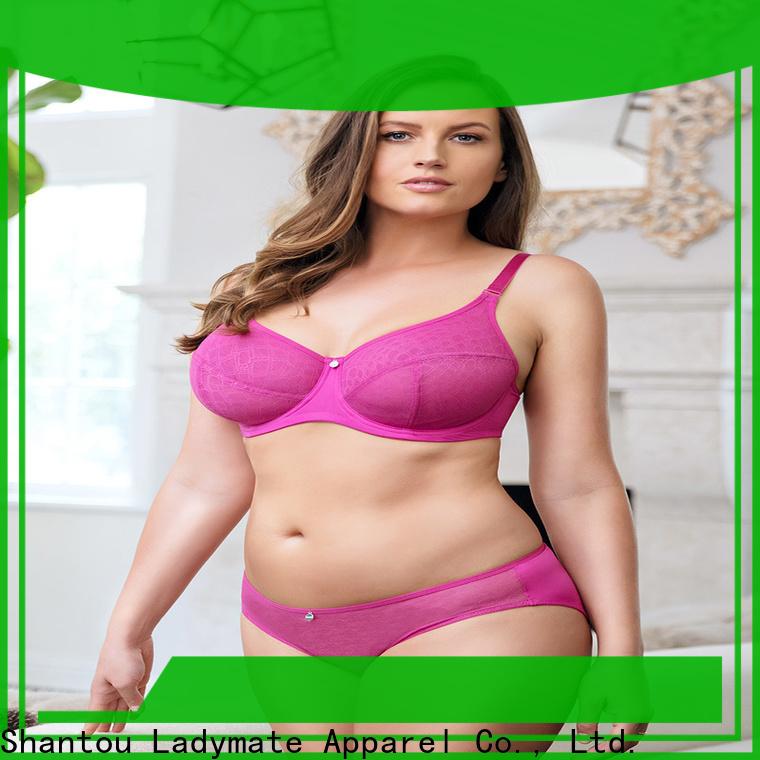 LADYMATE elegant plus size cotton thongs manufacturer for girl