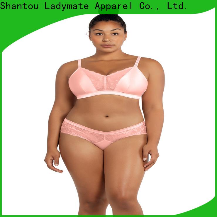 fashion cheap plus size underwear supplier for ladies