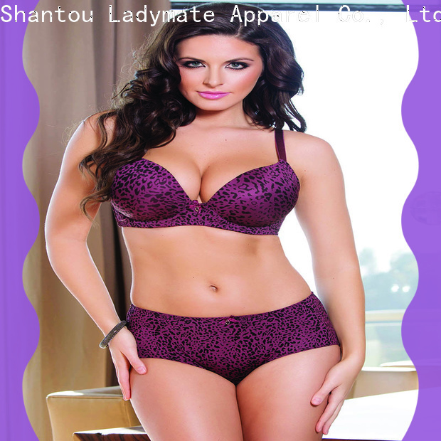 LADYMATE comfortable full cup padded bras wholesale for work