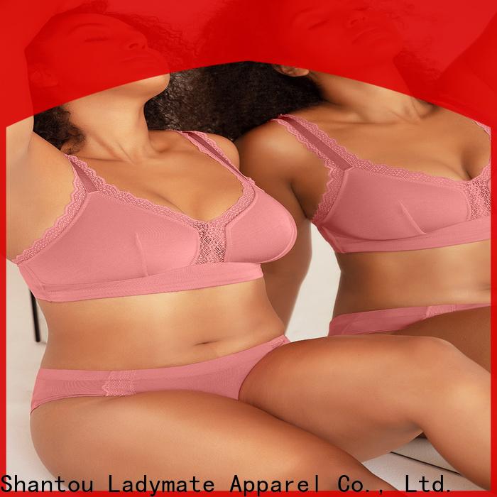 LADYMATE fashion full coverage bra wholesale for festival