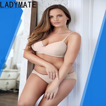 LADYMATE white t shirt bra manufacturer for girl