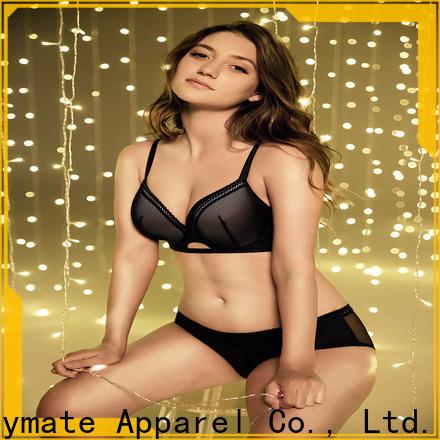 LADYMATE hot selling balconette bra set wholesale for female