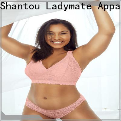LADYMATE best racerback bra manufacturer for girl