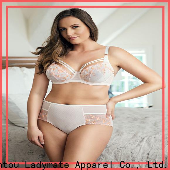 LADYMATE beautiful best boyshort underwear wholesale for ladies