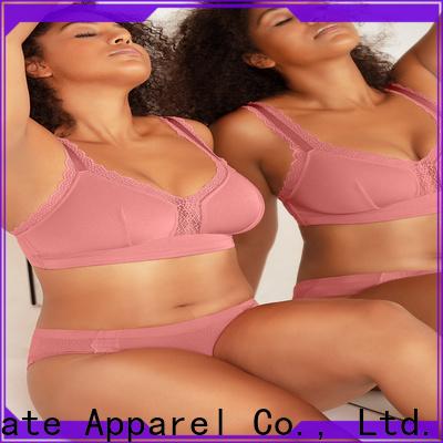 LADYMATE padded bralette supplier for female