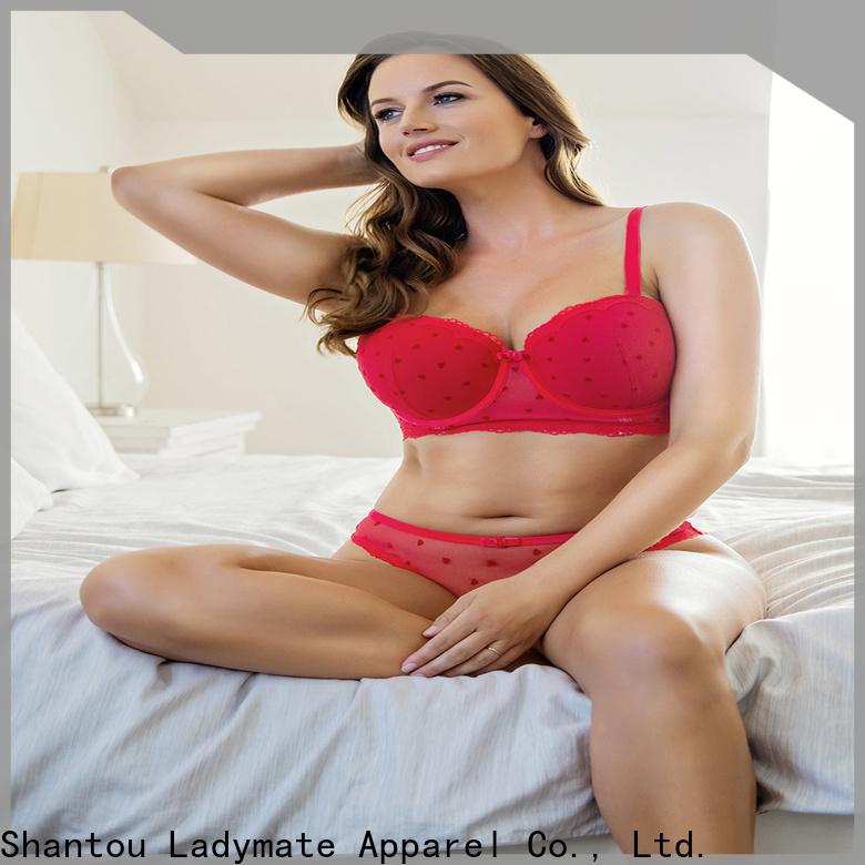 LADYMATE best boyshort underwear factory for ladies