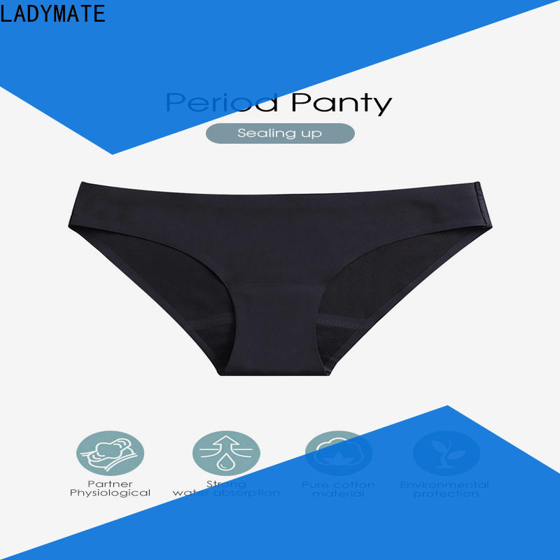 LADYMATE period pants for girls design for ladies