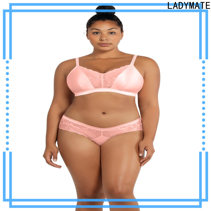 LADYMATE good quality high waisted full briefs supplier for female