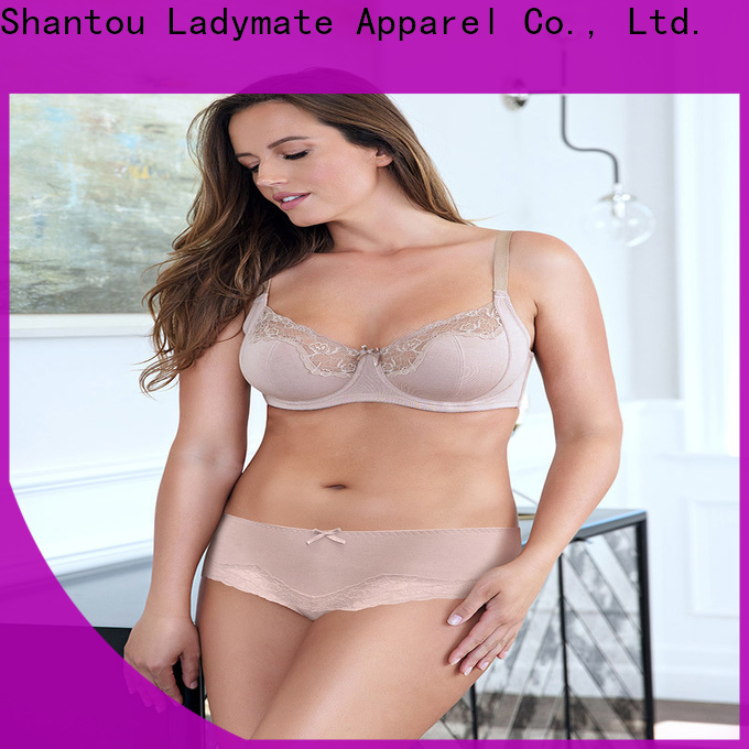 LADYMATE good mesh briefs factory for women