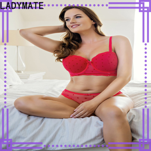 LADYMATE sexy lace tanga factory for ladies