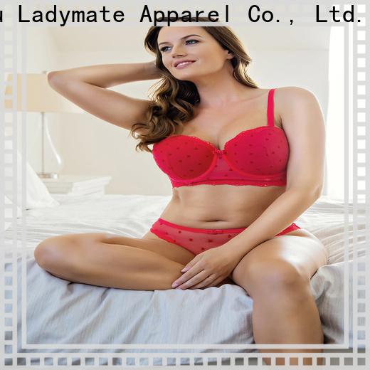 LADYMATE comfortable women's high cut panties design for girl
