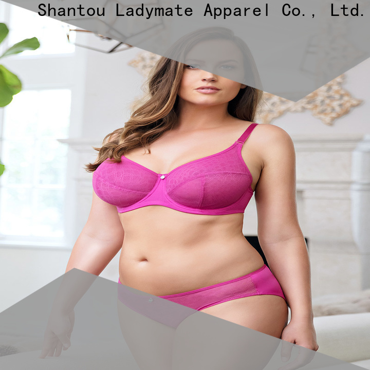 LADYMATE high waisted full briefs supplier for female