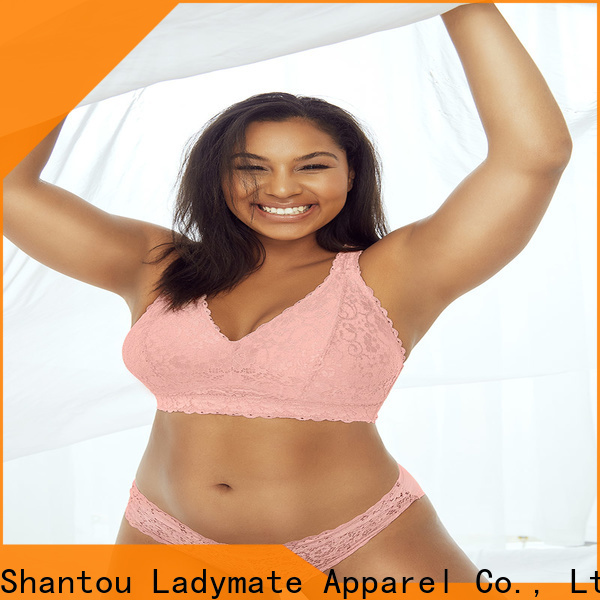 LADYMATE plus size thongs factory for ladies